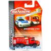 Tűzoltósági teherautó - Mercedes Benz Zetros - Majorette