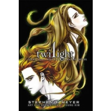 Twilight: The Graphic Novel Collector's Edition – Stphenie Meyer idegen nyelvű könyv