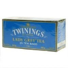 TWININGS lady grey filteres tea 25 filter
