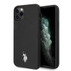 U.S. POLO ASSN. US Polo USHCN65PUBK iPhone 11 Pro Max fekete Polo Type Collection telefontok