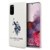 U.S. POLO ASSN. US Polo USHCS62SLHRWH S20 G980 fehér szilikon Collection telefontok