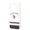 U.S. Polo tok fehér (USHCN58PCSTRB) Apple iPhone 11 Pro készülékhez