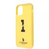 U.S. Polo tok sárga (USHCN58PCSNBY) Apple iPhone 11 Pro készülékhez