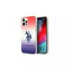 U.S. Polo tok színes/mintás (USHCP12MPCDGBR) Apple iPhone 12/12 Pro készülékhez