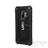 UAG Monarch Samsung G960 Galaxy S9 hátlap tok, Black