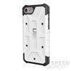 UAG Pathfinder Apple iPhone 8/7/6s/6 hátlap tok, White