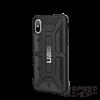 UAG Pathfinder Apple iPhone X hátlap tok, Black