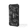 UAG Pathfinder SE Camo Apple iPhone Xs/X hátlap tok, Midnight