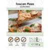 Uberior Healthy Life Kft. Toscan Pizza lisztkeverék 155g PaleoLét