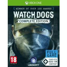 Ubisoft Watch Dogs Complete Edition Xbox One videójáték