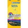 Umbria, Marche térkép - Michelin 359