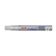 UNI Lakkmarker UNI PX-20 2,2 - 2,8mm ezüst filctoll, marker