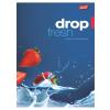 """UNIPAP Füzet, tűzött, A4, vonalas, 32 lap,  """"Fresh Fruit"""""""