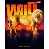 """UNIPAP """"Wild life"""" A4 spirálfüzet (96 lap), kockás"""