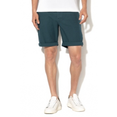 United Colors of Benetton , Chino bermuda nadrág, Perzsazöld, 46 (4YG759408-80U-46)