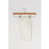 United Colors of Benetton , Hosszú ujjú body, Fehér, 9-12M Standard (3I9WMB066-074-74)