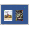 Universal filc Pinboard, kék, 100x150 cm