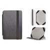 univerzális BOOK tok 12.2 hüvelyes Tablet-ra - fekete