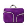"""Univerzális laptop táska, 13""""-os készülékhez, ívelt zseb, Iralan, lila"""
