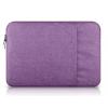 """Univerzális laptop táska, 13""""-os készülékhez, nagy oldal zseb, bújtatós, Iralan, lila"""