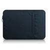 """Univerzális laptop táska, 15""""-os készülékhez, nagy oldal zseb, bújtatós, Iralan, fekete"""