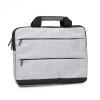"""Univerzális tablet/laptop táska, 17""""-os készülékhez, Exclusive, világosszürke"""