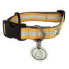 US Olly Dog Nightlife nyakörv bilétával - szürke/narancs