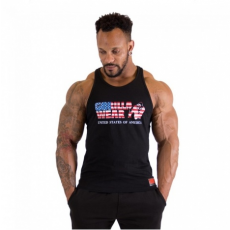 USA TANKTOP (BLACK) [XXL]