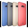 USAMS Merly Samsung G955 Galaxy S8+ hátlap tok, arany