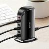 USB töltő állvány 5 csatlakozással