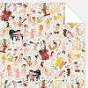 Ustudio Toasted csomagolópapír - Jazz