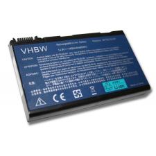 utángyártott Acer Aspire 3103WLMi, 3103WLMiF Laptop akkumulátor - 4400mAh (14.8V Fekete) acer notebook akkumulátor