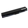 utángyártott Acer Aspire One 753-U342ss01 Laptop akkumulátor - 4400mAh