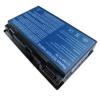 utángyártott Acer TravelMate 7520G-401G16Mi Laptop akkumulátor - 4400mAh