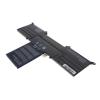 utángyártott Acer Ultrabook S3-951-2634G24ISS Laptop akkumulátor - 3300mAh