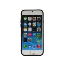 utángyártott Apple iPhone 6/6S szilikon tok S-line, fekete tok és táska