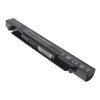 utángyártott Asus A550L, A550LA Laptop akkumulátor - 2200mAh