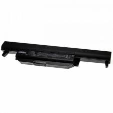 utángyártott Asus A55DE, A55DR Laptop akkumulátor - 5200mAh (10.8V Fekete) asus notebook akkumulátor