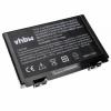 utángyártott Asus K50ij, K50in Laptop akkumulátor - 5200mAh (11.1V Fekete)