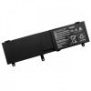 utángyártott Asus N550JV-CN201H, N550JV-CN229H Laptop akkumulátor - 4000mAh (15V Fekete)