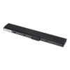 utángyártott Asus P52JC, P52JC-SO009X Laptop akkumulátor - 4400mAh