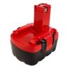 utángyártott Bosch 1661 / 3454 akkumulátor - 3000mAh