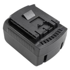 utángyártott Bosch 17614-01 / 26614-01 akkumulátor - 3000mAh barkácsgép akkumulátor