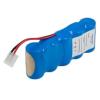 utángyártott Bosch Somfy Easy-Lift BD6000 akkumulátor - 2000mAh