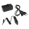 utángyártott Casio Exilim EX-TR15, EX-TR10 akkumulátor töltő szett