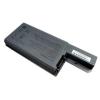 utángyártott Dell 312-0393 / 312-0394 Laptop akkumulátor - 6600mAh