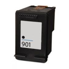 utángyártott HP CC654AE, 901 XL (Bk, fekete) prémium kategóriájú utángyártott tintapatron, patron nyomtatópatron & toner