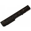 utángyártott HP Elitebook 8730p, 8730w, 8740w Laptop akkumulátor - 4400mAh
