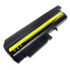 utángyártott IBM Thinkpad R50e-1850, R50e-1858 Laptop akkumulátor - 6600mAh