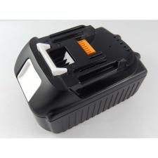 utángyártott Makita VR350DRFX, VR350DZ akkumulátor - 2500mAh (18V) barkácsgép akkumulátor